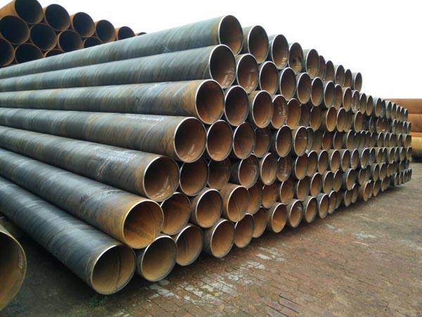 天然气用螺旋钢管