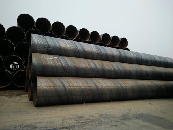 L245材质螺旋钢管