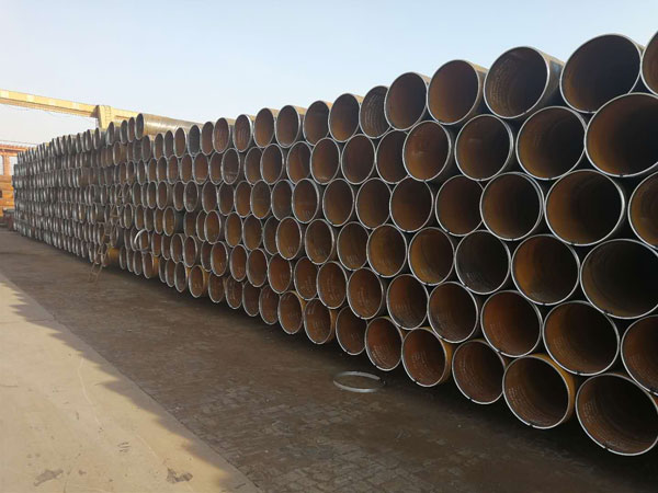L415材质天然气螺旋钢管